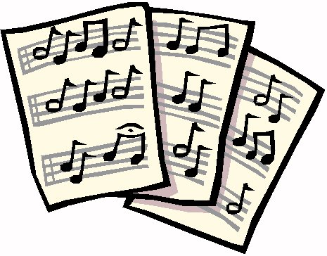 TAB STAFF music paper for fretted instruments