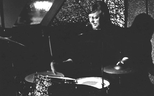 Tommy William Hanson...first drummer for KIBA  (Vancouver Band)